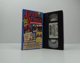 John Wayne: American Hero of the Movies [VHS]