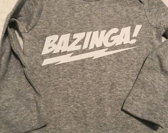 Bazinga Onesie