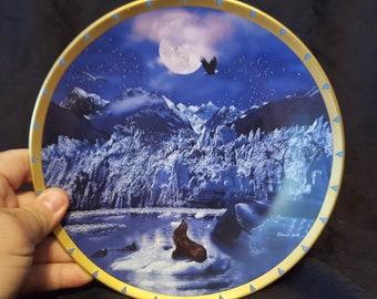 Lenox MoonLight Fantasy Plate Collection