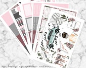 As Long As You're Mine // Erin Condren Vertical Weekly Planner Kit - MATTE