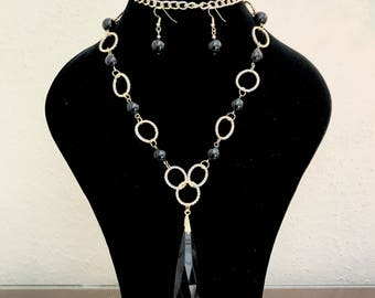 Beautiful long necklace