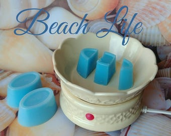 Beach Life - wax melts - wax shots - candle melts - tart melts - home fragrance
