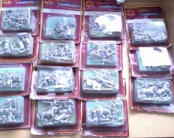 grenadier models fantasy warriors, 15 packs