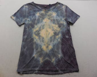 Mens Levi's Chest Pocket Tie Dyed Short Sleeve T-Shirt Size XS