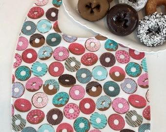 Donut bib, adult bib, special needs bib