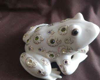 Lenox Frog Prince of Jewels