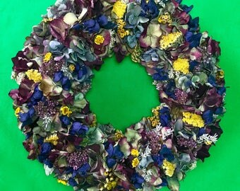 Dry Flower Wreaths