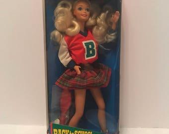 1992 Back to School Barbie Doll