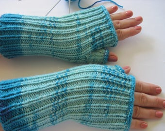 birthday-gifts-for-her-Holiday Gift-romantic gifts-knit gloves-womens fingerless hand knit fingerless mittens-Knit Fingerless-wrist warmer