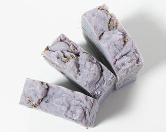 Lavender Moon All Natural Bar Soap | Handmade Soap | Natural Soap | Homemade Soap | Real Soap | Lavender Soap | Indigo Soap