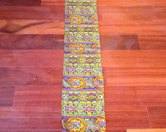 1960's PAISLEY SCARF