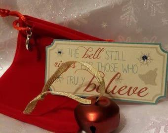 Polar Express Christmas bell!