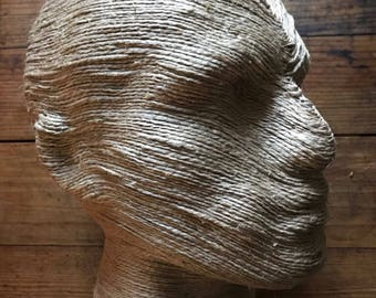Hand Made String Head by Amanohome