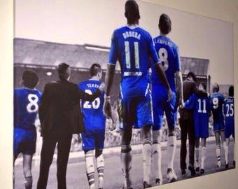 Chelsea Legends Canvas