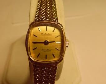 Dufonte by Lucien Piccard Ladies Quartz Wrist Watch