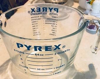 Pyrex 64 Ounce Measuring Cup