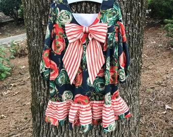 Woodlands Twirly Dress