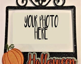 Halloween Photo Frame