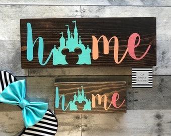 Disney Office Decor. Disney Inspired Home Sign, Decor, Sweet Home, Office  Decor