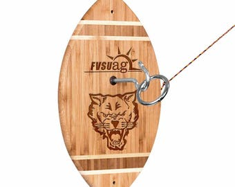 Fort Valley State University Wildcats Tiki Toss