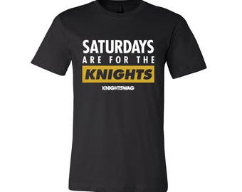 Saturdays Are For The Knights Tee