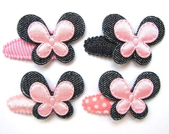 "Hair clip for baby & girl ""ANAÏS"" - french Baby Hair Clip"