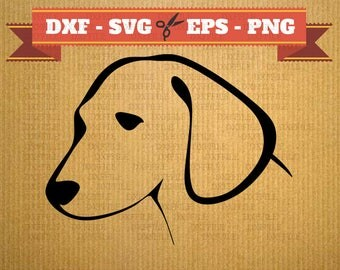Dog SVG files for cricut - Dogs svg design dxf, silhouette cricut, animal dxf, silhouette cameo, dog vector, File Svg, Dxf, EPS, PNG for cnc
