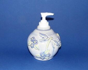 Lavender Blue Soap or Lotion Pump