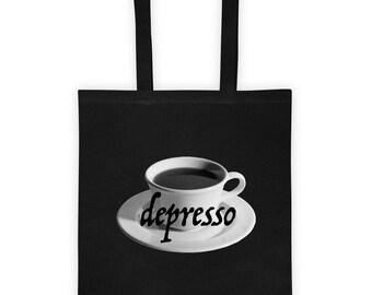 Depresso Tote