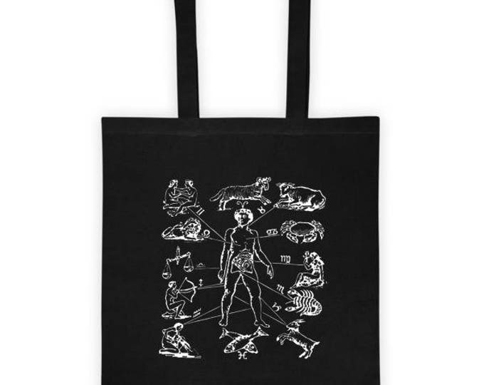 Zodiac Dissection Tote