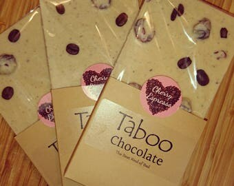 Cherry Espresso Chocolate Bar 100g