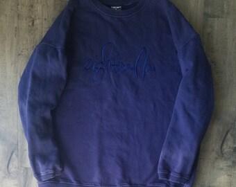 8 Ball Sweater Size L, Eightball Sweatshirt Made In USA