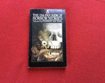 The 17th Pan Book of Horror Stories.
