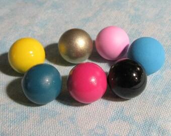 1 Angel Caller Harmony Bola Pendant Ball Fits 12mm (B233)