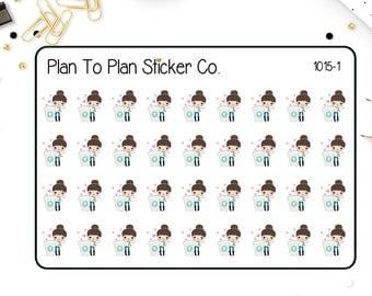 1015~~Emma Coffee Date Planner Stickers