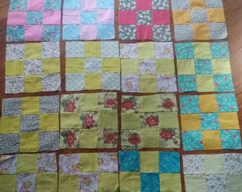 Quilt square variety pack, includes shipping!