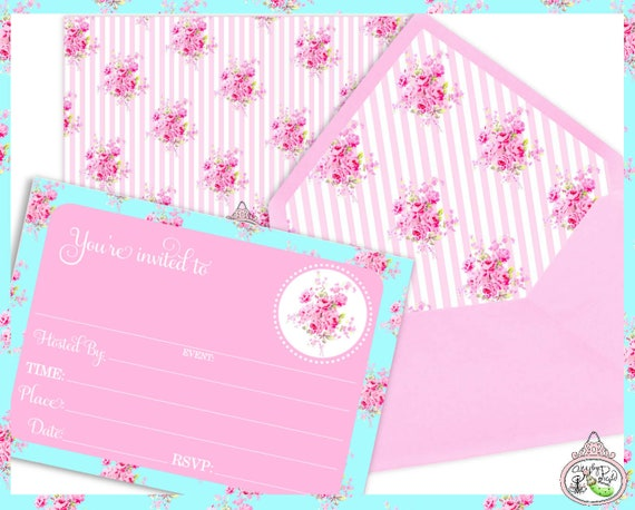 winter one derland fill in plain invitations 2 styles party