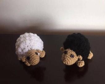 Mini sheep