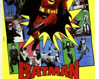 FREE SHIPPING Batman 1966 movie poster 11x17