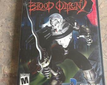 Blood Omen 2 (Sony PlayStation 2, 2002)