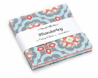 SALE! Manderley Charm Pack by Franny & Jane for Moda