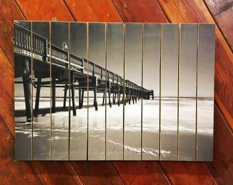 Pier Photo Pallet