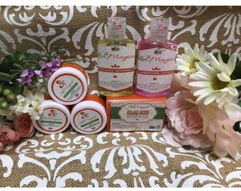 Skin Magical Local Obagi Kit for Oily and Acne Prone Skin Facial Kit