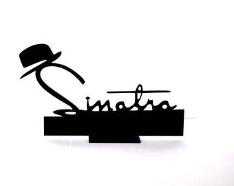 Frank Sinatra statuette, Frank Sinatra gift, Frank Sinatra souvenir, Frank Sinatra