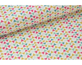 Triga x50cm design cotton fabric