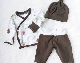Bringing Home Baby Set; Baby Boy Set; Newborn Clothing Set; Baby Boy Clothes; Baby Set; Baby Gift Set; Baby Shower Gift; Baby Boy Clothing