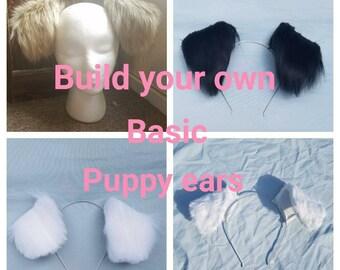 BYO Puppy ears