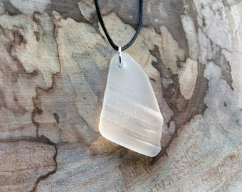 Sea Glass Pendant #1