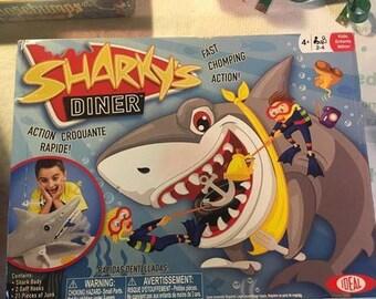 Sharkeys diner shark attack