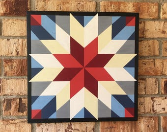 Barn Quilt - 14in